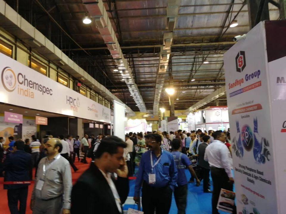 CHEMSPEC 2018 IN INDIA